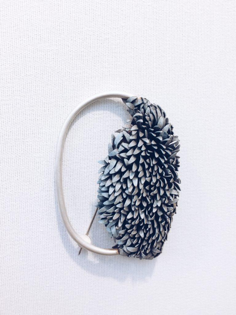 Collect Saatchi Inspiration Jeemin Jamie Chung Brooch
