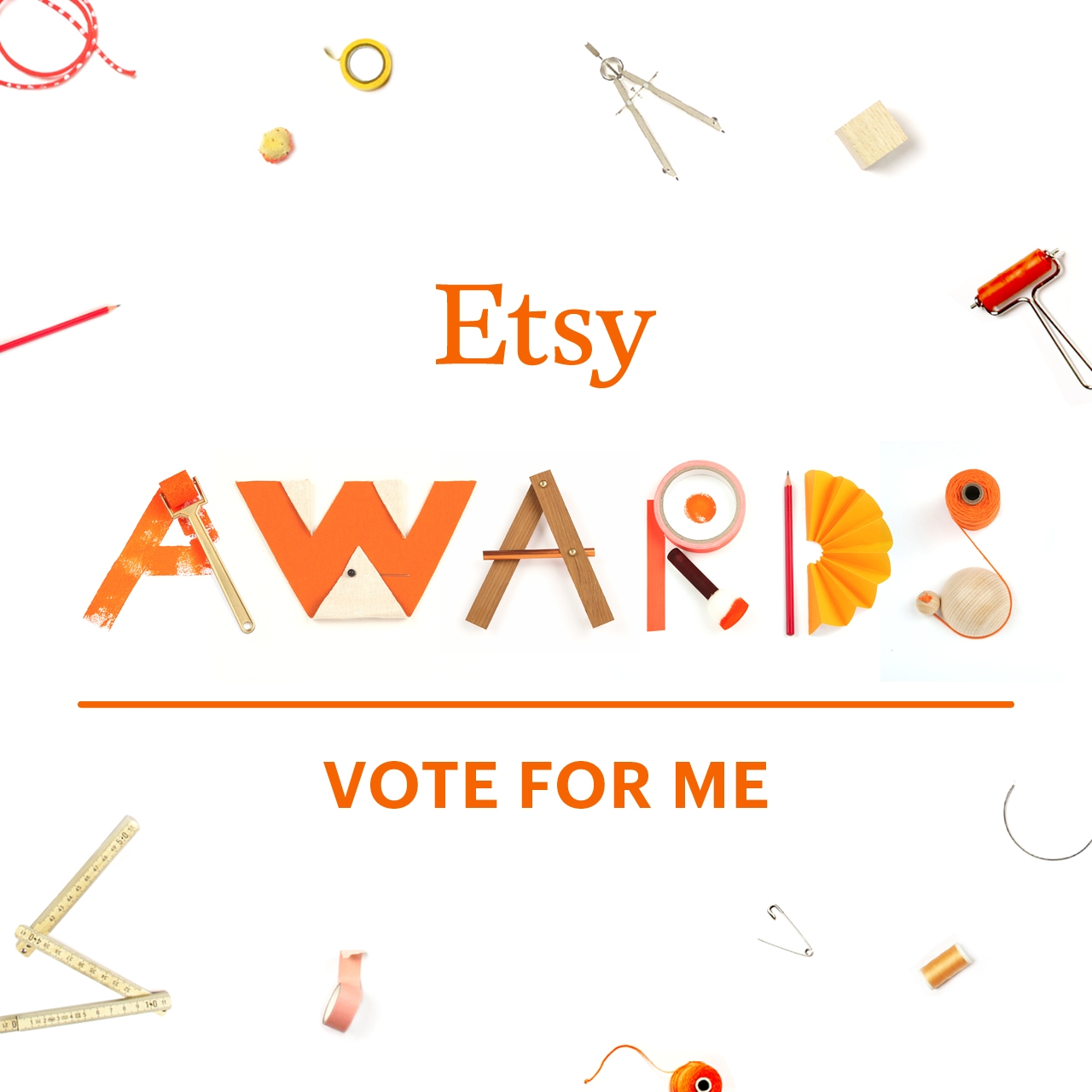Etsy Awards 2016 - vote for dovile b.