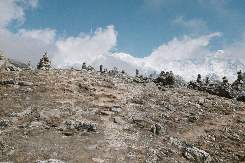 Himalaya Cairn Inspiration