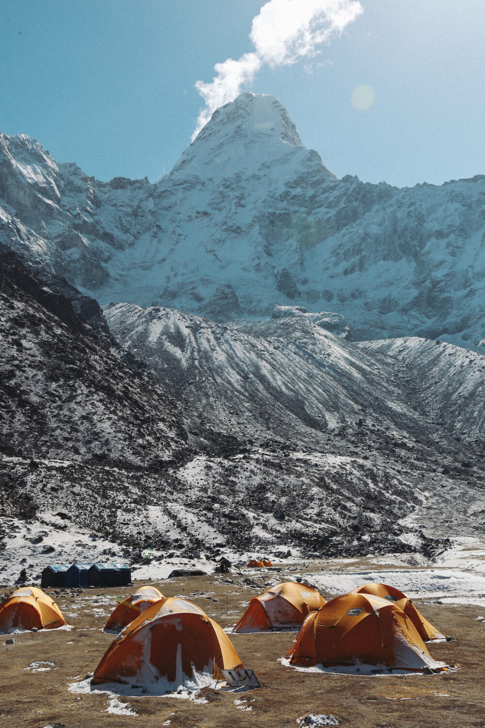 Himalaya Ama Dablam Base Camp