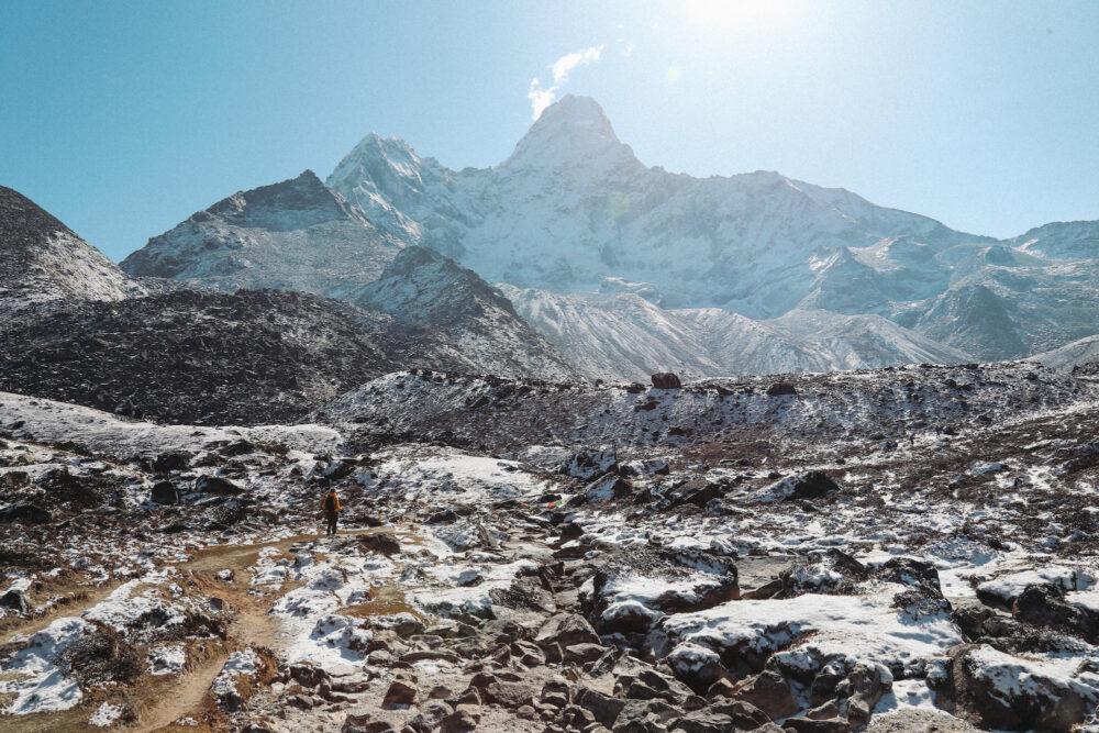 Himalaya Ama Dablam Peak