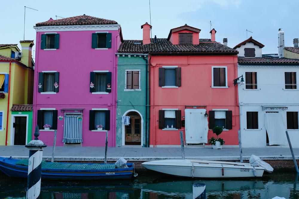 dovile b Italy Burano Island