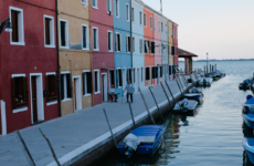 Colours of Burano Island