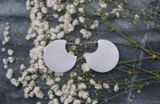 Light Thoughts Earrings & Gypsophila