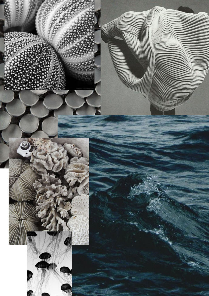 dovile b collection 2018 mood board 2018