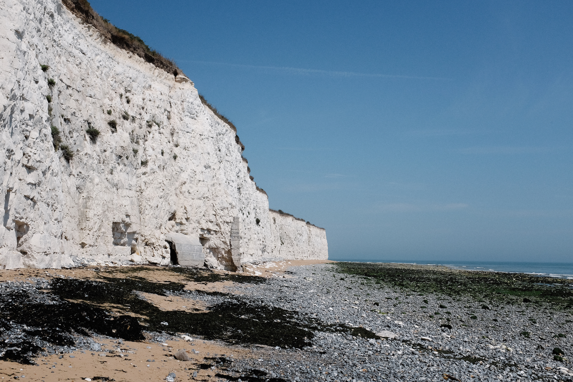 Day trip to Hastings + Broadstairs